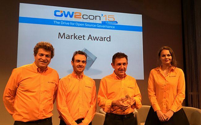 VALBONNE : Denis CAROMEL, président de la société Activeeon s'est vu remettre le prix « OW2 Market Award». Retour sur cette distinction.  Présentez-nous votre société, son histoire ActiveEon a été fondée en 2007 d'un essaimage de l'INRIA. La technologie ProActive, au cœur des produits ActiveEon (Workflows & Scheduling, Cloud Automation), a été initialement développée …