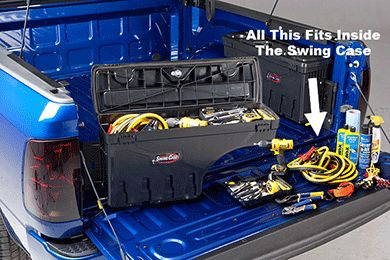 Undercover Swing Case Truck Toolbox, Swinging Truck Tool Boxes