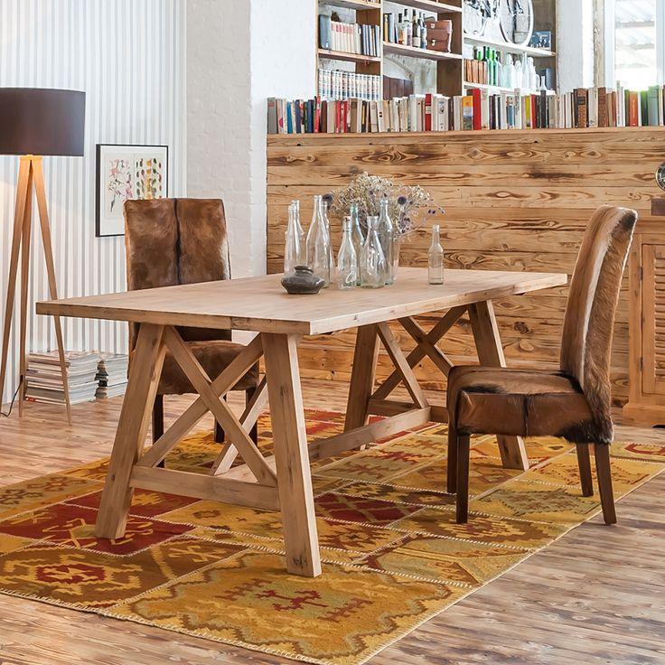 Marvelous Table à Manger Le Havre III. Loft StyleDining TableWoodSweet HomeAcacia DesignsLoftsFurnitureProducts Awesome Ideas