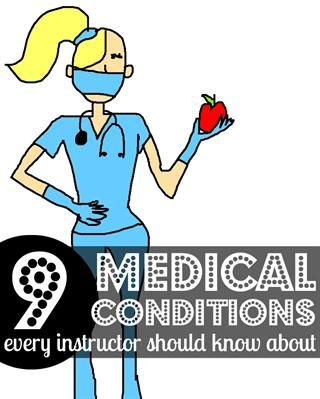 9 Medical Conditions Every Fitness Pro Should Know About
