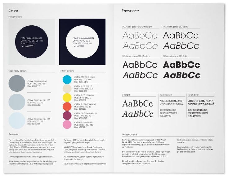 Technology Management Image: 17 Best Images About Brand Guidelines On Pinterest
