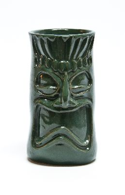 Tiki Mugs from Hakah Ceramics!