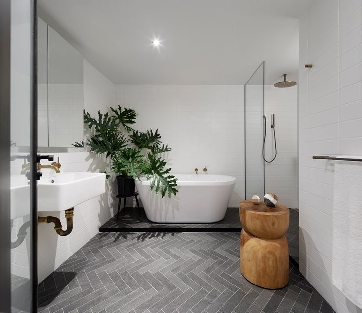 herringbone bathroom floor. Perfect master bath  Except need a vanity with storage and counter space Best 25 Herringbone tile floors ideas on Pinterest Tile