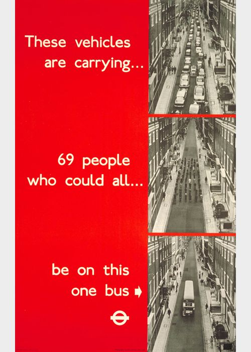 get on a bus