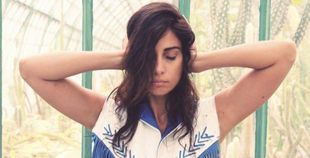 H Yasmine Hamdan live στην Αθήνα στο Gazarte!  #concert #music #live #arabic #ethnic #electro #pop #gazarte #performance #art #culture #yasminehamdam