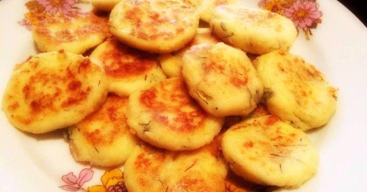 Mennyei Kapros-túrós lepényke recept! Megláttam, megtetszett, elkészítettem. :)