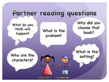 Reading Comprehension Strategy Posters 8.5x11