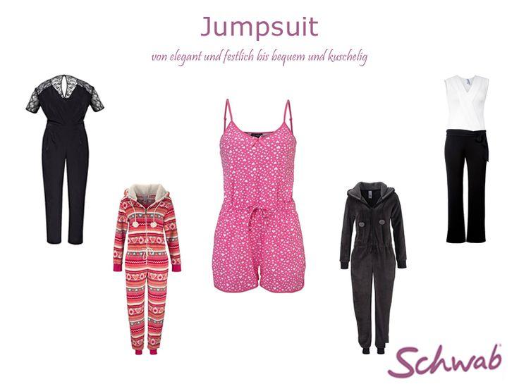 Der einteilige #Jumpsuit ist eines der angesagtesten Kleidungsstücke der letzten Jahre.
