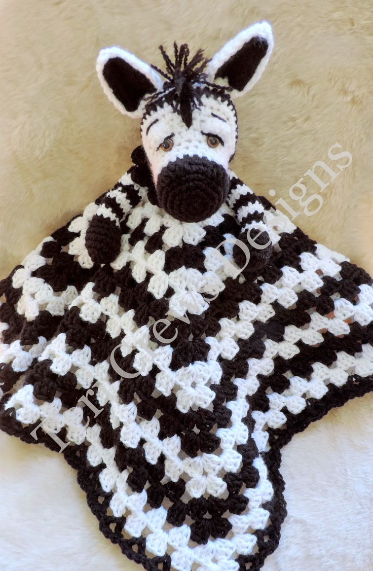 "50+ best Crochet Baby ""Lovey"" Blankets images by MrsGoogie ..."