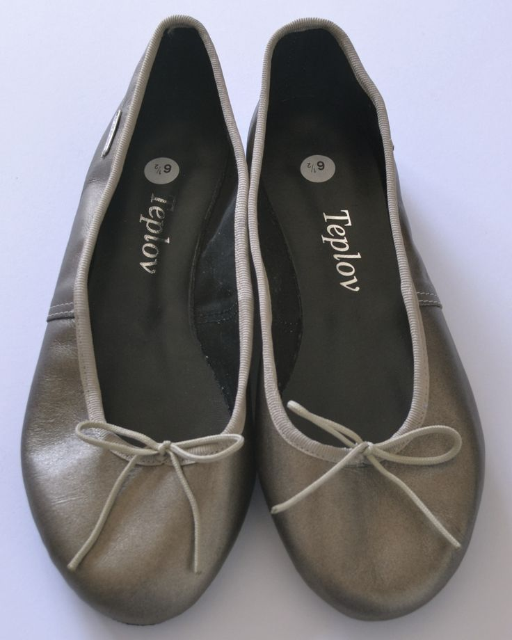 Beautiful leather ballet pumps Handmade with love from Cape Town. Made from genuine leather.