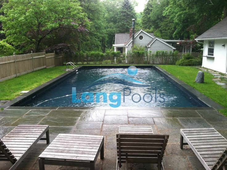 1000 Ideas About Gunite Pool On Pinterest Pools Pool