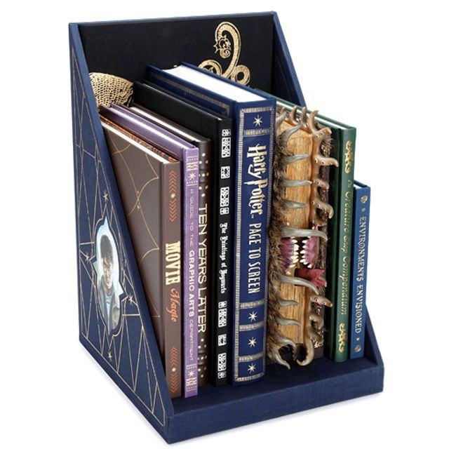 A list of the essentials for every Potter fan's collection.
