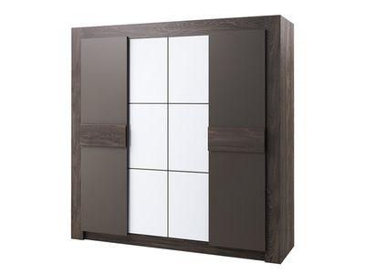 17 meilleures id es propos de armoire 4 portes sur - Armoire chambre 4 portes ...