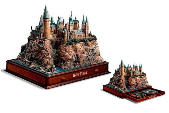 The Most Ludicrous DVD/Blu-ray Box Sets Ever | Harry Potter Hogwarts Replica (Blu-ray)
