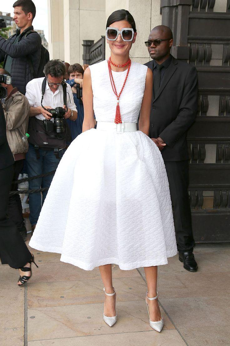 Love love love this white dress