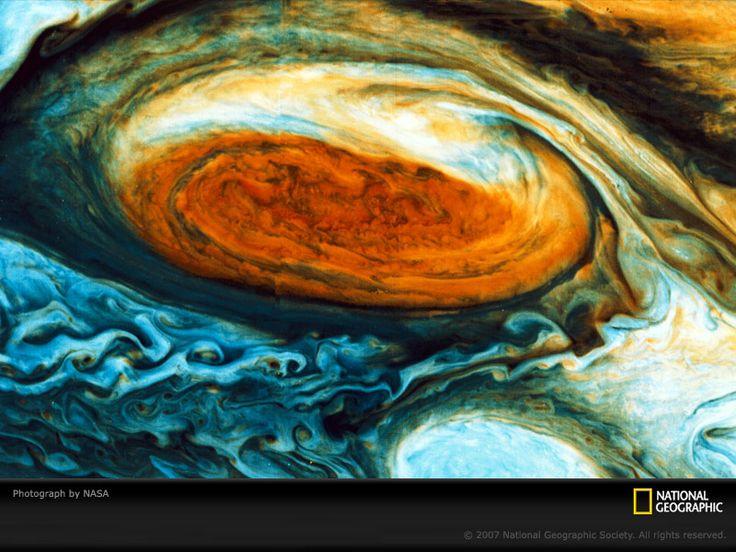 Weather456's Tropical Weather Blog : Solar System's Wild Weather   Weather Underground