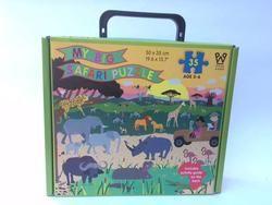 My Big Safari Puzzle