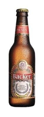 Cerveja Backer Pilsen - Cervejaria Backer