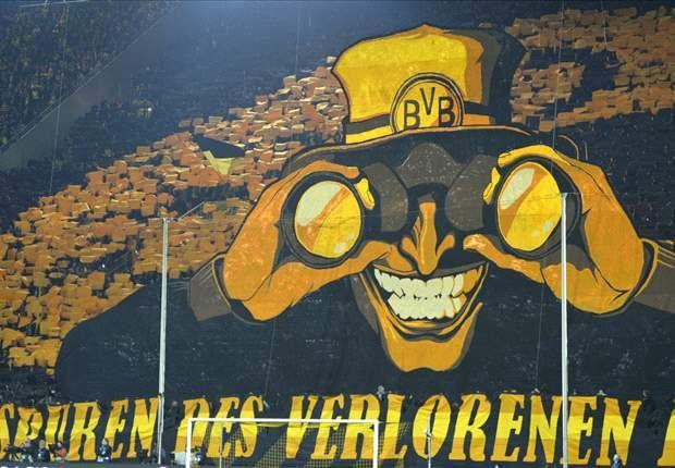 Ir algún día a ver un partido en el estadio al Borussia Dortmund (Pendiente)