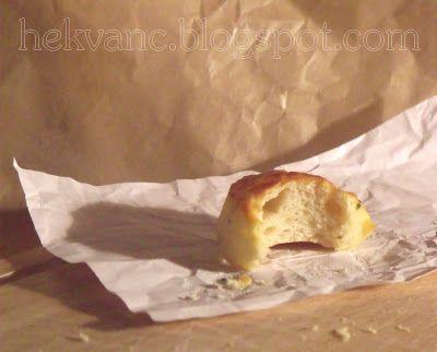 hekvanc: Krumplis pogácsa