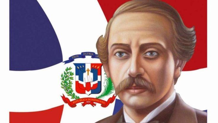 Hoy se conmemora el 204 aniversario del natalicio padre de la patria Juan Pablo Duarte