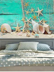 Wall Hanging Beach Style Tapestry