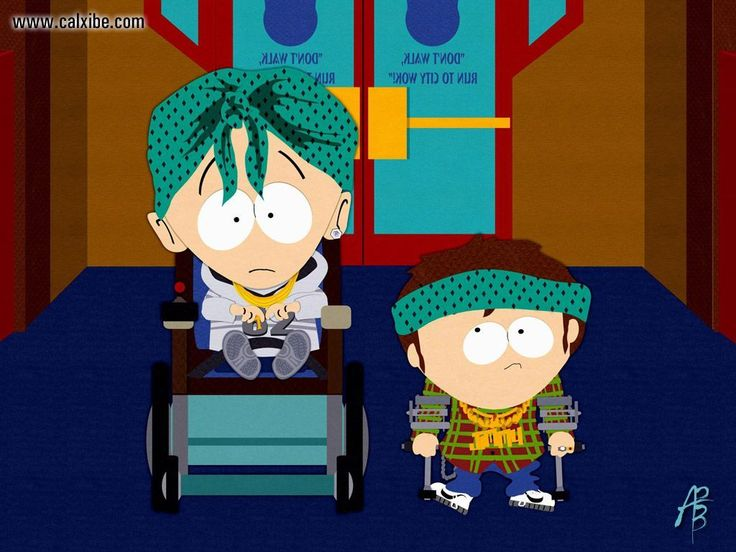south park | South Park - Timmy And Jimmy (Miscellaneous)