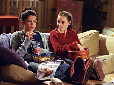 Gilmore Girls. Oy, with the poodles already!