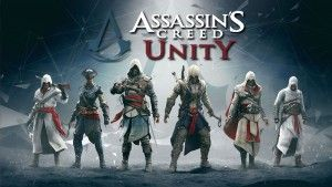 Assasin Creed Unity wallpaper theme