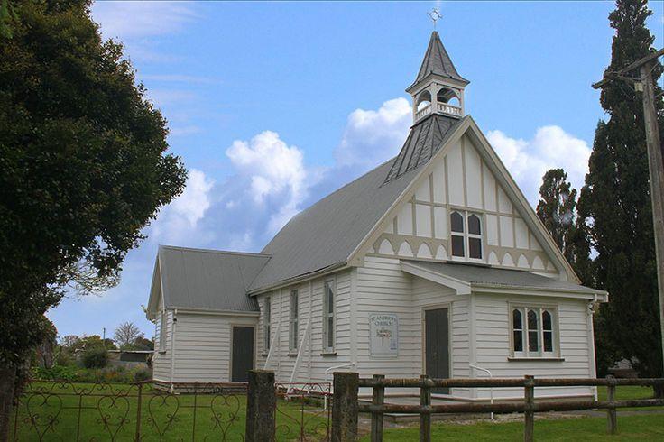 St Andrews - Tolaga Bay