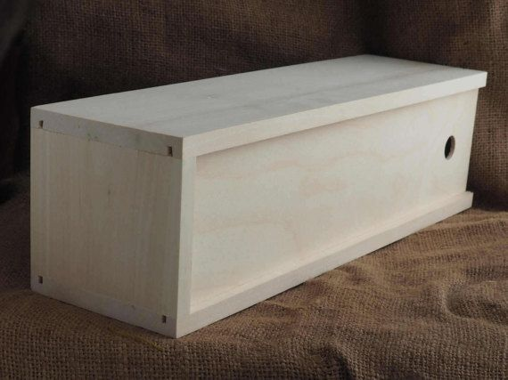 Wood wine box Wedding wine box Wine box ceremony Wine box wood