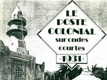 Radio Francais International, 1931