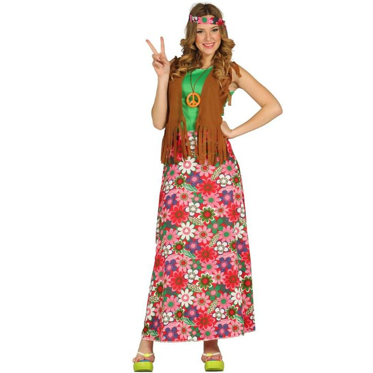 17 mejores ideas sobre disfraz de hippie en pinterest for Disfraz de hippie
