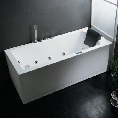 Ariel AM154JDTSZ-70 Platinum Whirlpool Bathtub USD 2499