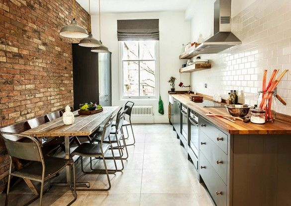 8 Amazing Galley Kitchens And How To Make The Most Of Yours