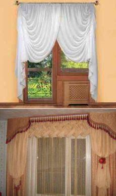 Шторы из вуали: фото, ламбрекен, на кухню, тюль для зала, занавески своими руками, как сшить, для штор, подшить, вуалевые, видео