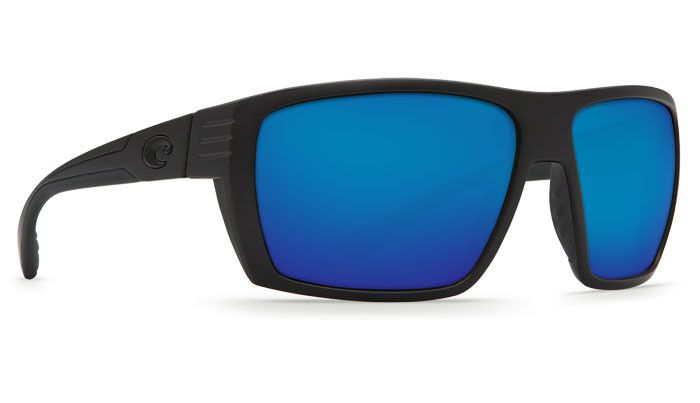 Costa Del Mar Hamlin 580G Blackout/Blue Mirror Polarized Sunglasses
