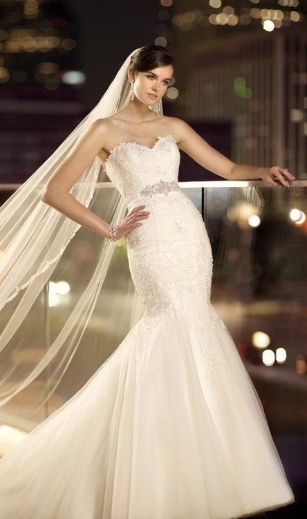 mermaid wedding dress wedding dress