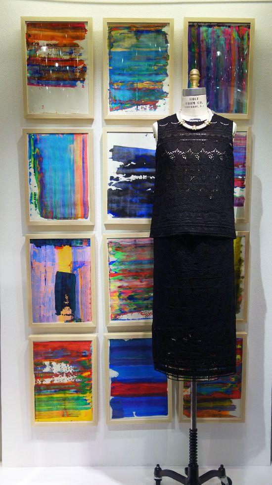 maison TOMORROWLAND ART FRAME 「Inform Colors」 03.25. Wed.~