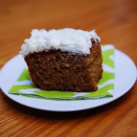 Yummy Gluten-Free Carrot Cake from Peartree Bakery in Thunder Bay!
