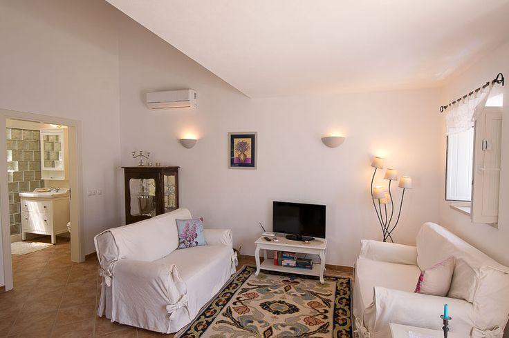 Avocet House living area. Casa Flor de Sal, Moncarapacho, Olhao, Algarve, Portugal