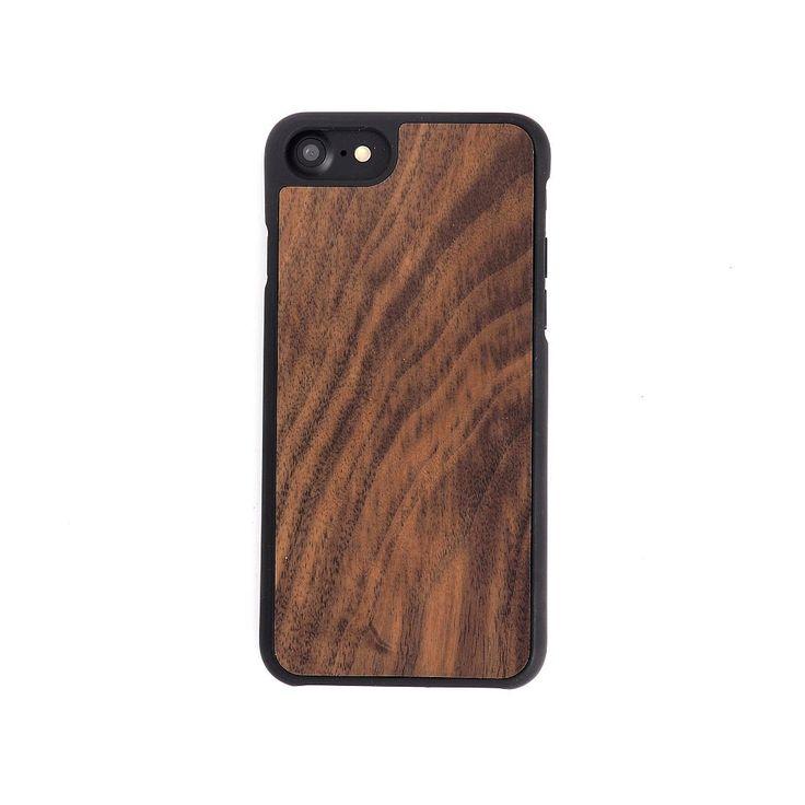 Walnut iPhone case #protectedbynature