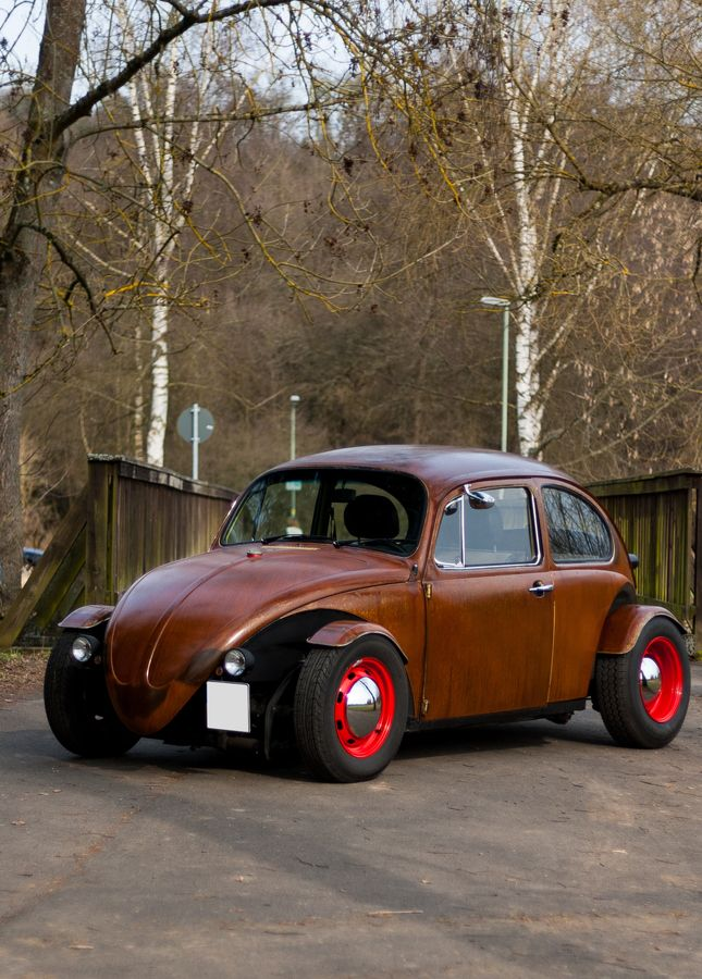 "500px / Photo ""VW Custom Bug"" by Harald Weiand"