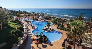 Mariott's Marbella Beach Resort, Spain