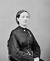 Dr. Mary Walker, surgeon Civil War, first and only woman to receive Medal of Honor: Civil War