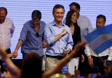 Mauricio Macri will be the new President of Argentina