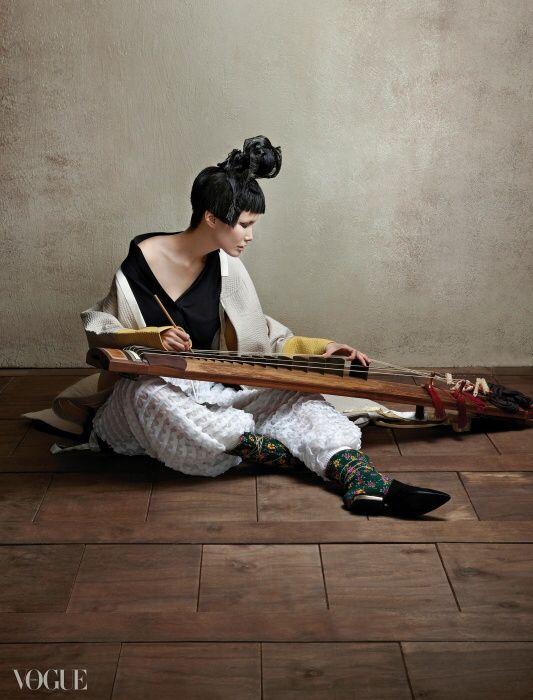 From Vogue Korea