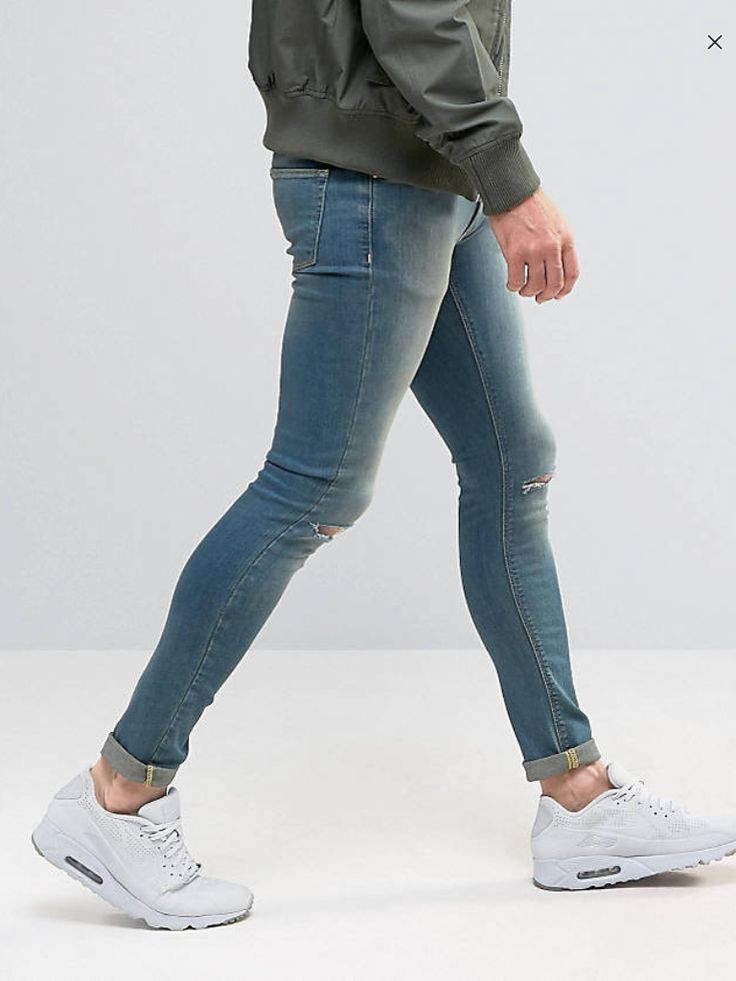 48 best Skinny Jeans images on Pinterest | Menswear, Super ...