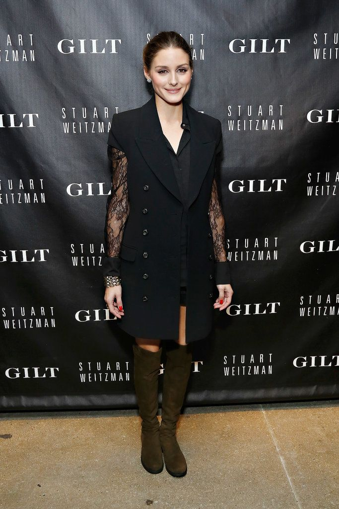 Olivia Palermo's Style Is Second Only to This Woman: After years of studying up on her style — since she first caught our attention turning out enviable outfit after outfit on The City — we've come to the conclusion that Olivia Palermo really doesn't ever get it wrong.