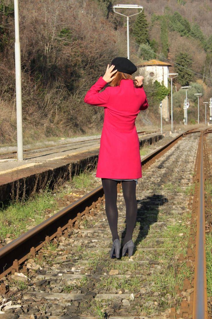 Alessia Lattementa: Cherry coat